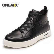 Onemix, новинка, Мужская обувь для скейтбординга, светильник, крутые кроссовки, уличная Треккинговая обувь, Мужская дышащая мужская обувь для ходьбы, размер 39-45