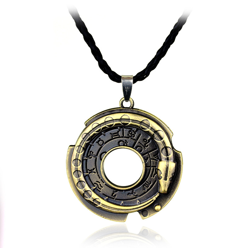 New Assassins Creed Connor Amulet Necklace Pendant Medallion Gaming Origins