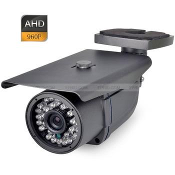 CCTV AHD 1.3MP 960P Waterproof HD Bullet Security Camera 48 IR LEDs 6mm Lens