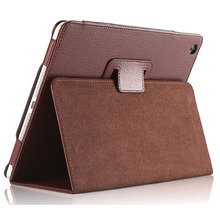 Case For Apple iPad Mini 2 Smart Stand Auto Sleep / Wake UP Style For iPad Mini 3 Matte Soft Flip PU leather Tablet case bag