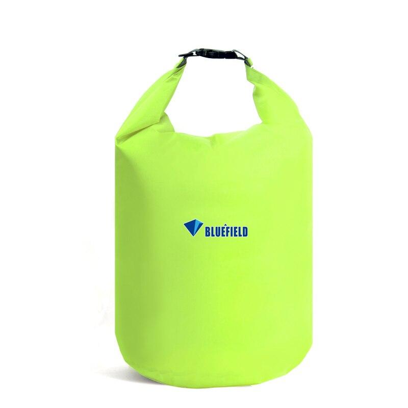 5 colores portátil 40L 70L impermeable al aire libre bolsa de almacenamiento de bolsa seca para Canoa Kayak Rafting deportes equipo de Camping Kit de viaje