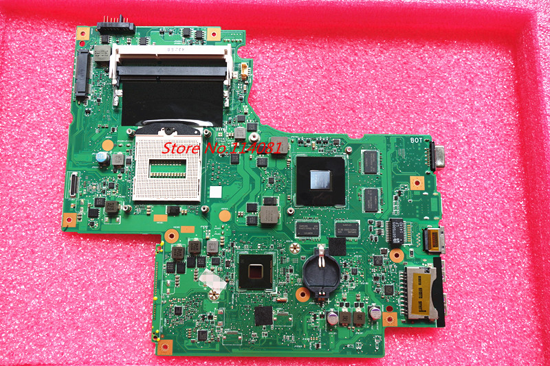 Laptop motherboard Fit for Lenovo Z710 G710 DUMBO2 REV2.1 HM87 GT745M 2GB DDR3 Fully tested OKLaptop motherboard Fit for Lenovo Z710 G710 DUMBO2 REV2.1 HM87 GT745M 2GB DDR3 Fully tested OK