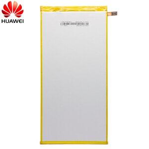 Image 4 - Hua Wei Original Telefon Batterie HB3080G1EBC für Huawei T1 821W/823l M2 803L Ehre S8 701W Mediapad M1 8,0 4800 mAh