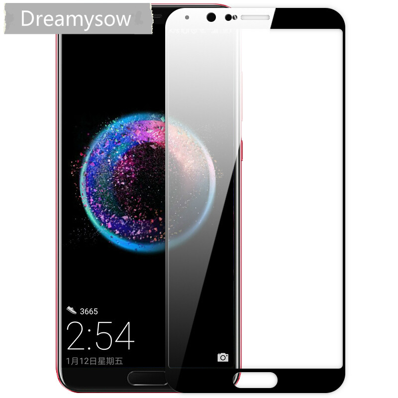 2.5D HD Full Cover Tempered Glass Screen Protector For Huawei P20 P Smart Nova2S/2i P9 Lite mini 2017 Honor V10 V9 9 Lite 6A 8