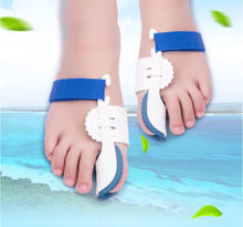 Authentic Hallux Valgus Orthotics Correction With Toes Outer Thigh Bone Tape