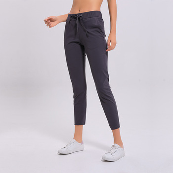 NWT Women Workout Running Leggings 4 Way Stretch Fabric Super Quality Yoga Pants with Side Pockets Outdoor Sports Tights 4