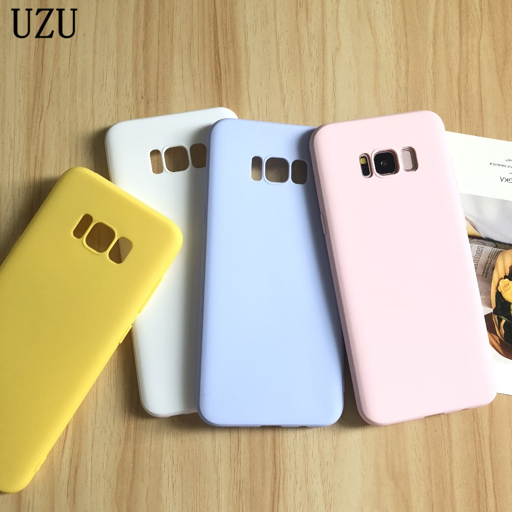Silicone soft case for samsung J4 J6 J8 A8 A6 Plus 2018 s9 s8 plus J2 A3 A5 A7 J3 J5 J7 2016 2017 Prime s7 note 9 8 funda cover