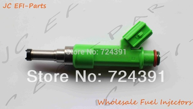 23250-0V010 Fuel Injector case For 09-12 TOYOTA  CAMRY RAV4 2.4 2.5 2.7L