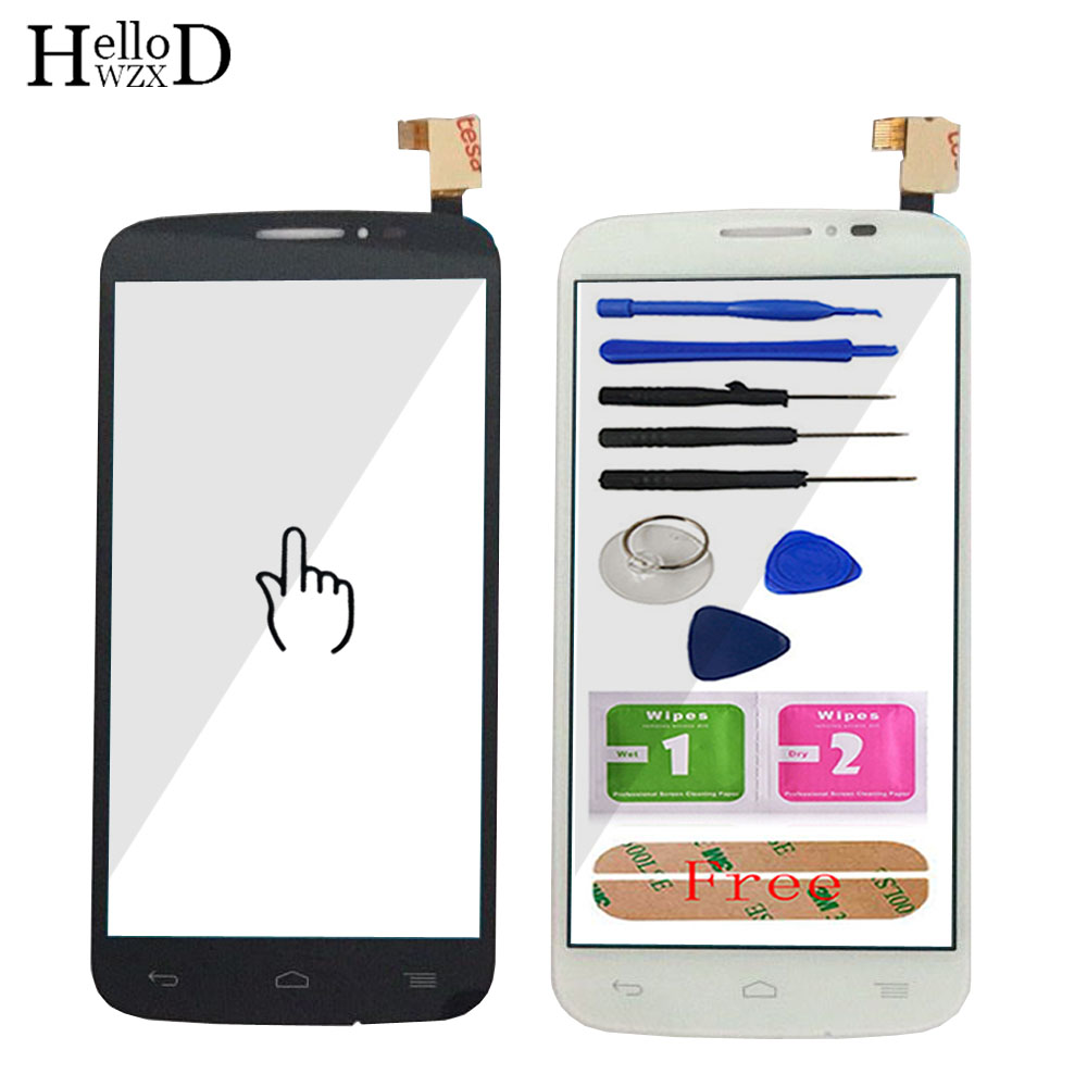 Mobile Touch Screen For Alcatel One Touch Pop C7 7041 OT-7041D 7041X 7040E 7041D Front Touch Screen Digitizer Panel Sensor
