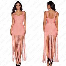 pink black off shoulder backless long summer runway dresses