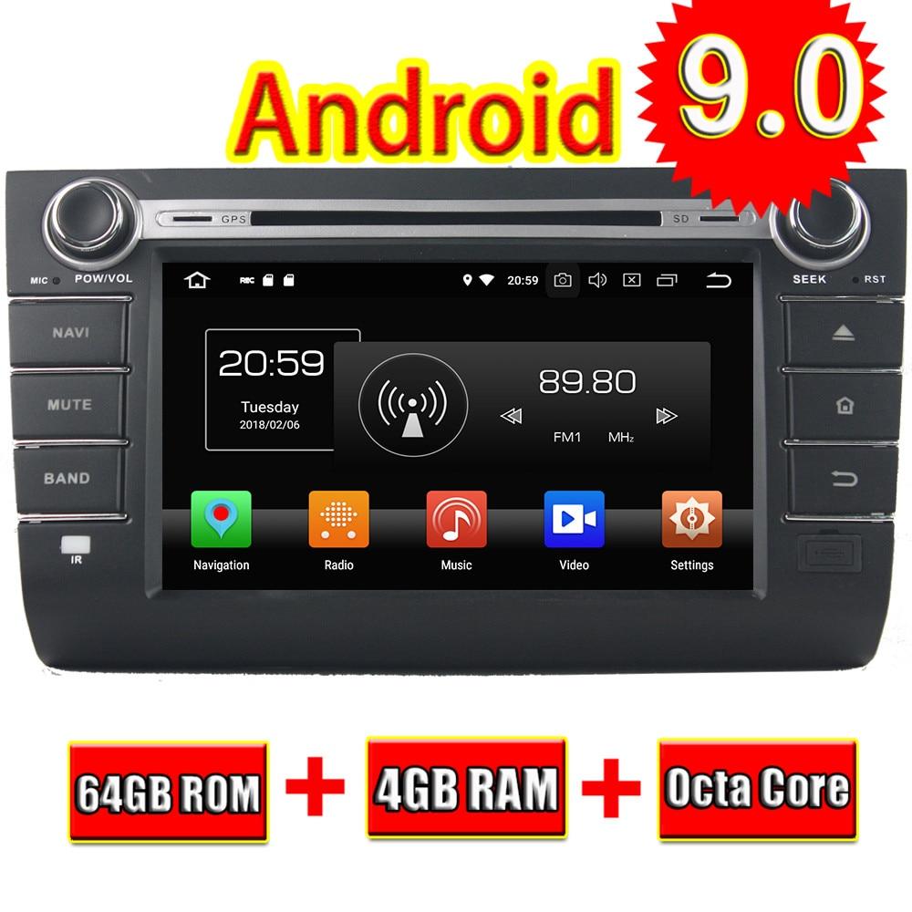 TOPNAVI Octa Core Android 9.0 Car DVD Multimedia Player For Suzuki SWIFT 2013 2014 2016 Audio Radio Stereo 2 DIN GPS Navigation
