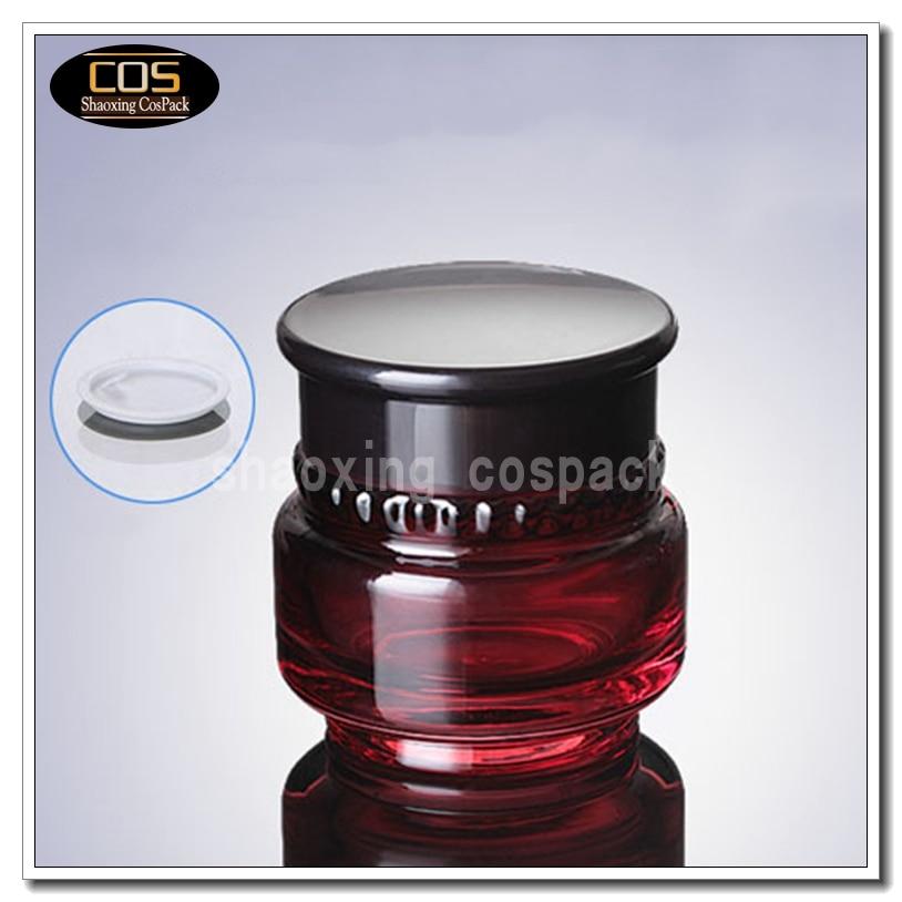 100 stks JGX22 50 ml lege glazen pakket, 50 ml luxe cosmetische - Huidverzorgingstools - Foto 3