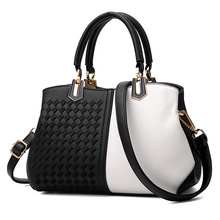 Best Selling Womens Bag New 2019 Wild Lady Handbag Embroidery Thread Weaving Shoulder Diagonal Package