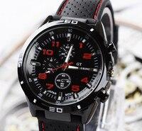 Top luksusowa marka moda wojskowy zegarek kwarcowy mężczyźni sportowe zegarki na rękę zegar godziny mężczyzna Relogio Masculino 8O75
