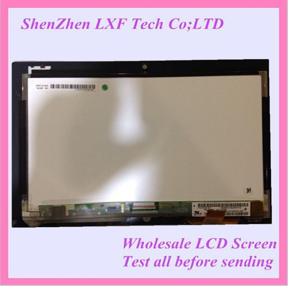 10.1 ''tablette écran lcd avec écran tactile numériseur LP101WH4 SLA3 LP101WH4-SLA3 pour Lenovo pour Thinkpad tablette 2 04W3886