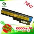 Golooloo bateria para lenovo g550 b550 b460 g430 g430a g430l g430m G450 G450 G450A G450M G455 G555 G530 G530A G530M N500 B460