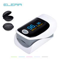 OLED Digital Finger Oximeter Pulsioximetro Blood Oximetro Pulse Rate Heart Rate Monitor Fingertip Pulse Oximeter With