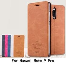 Mofi Чехол Для Huawei Mate 9 Pro Case Luxury Флип PU Leather Case Cover Для Huawei Mate9 Pro Книга Стиль телефон случаях