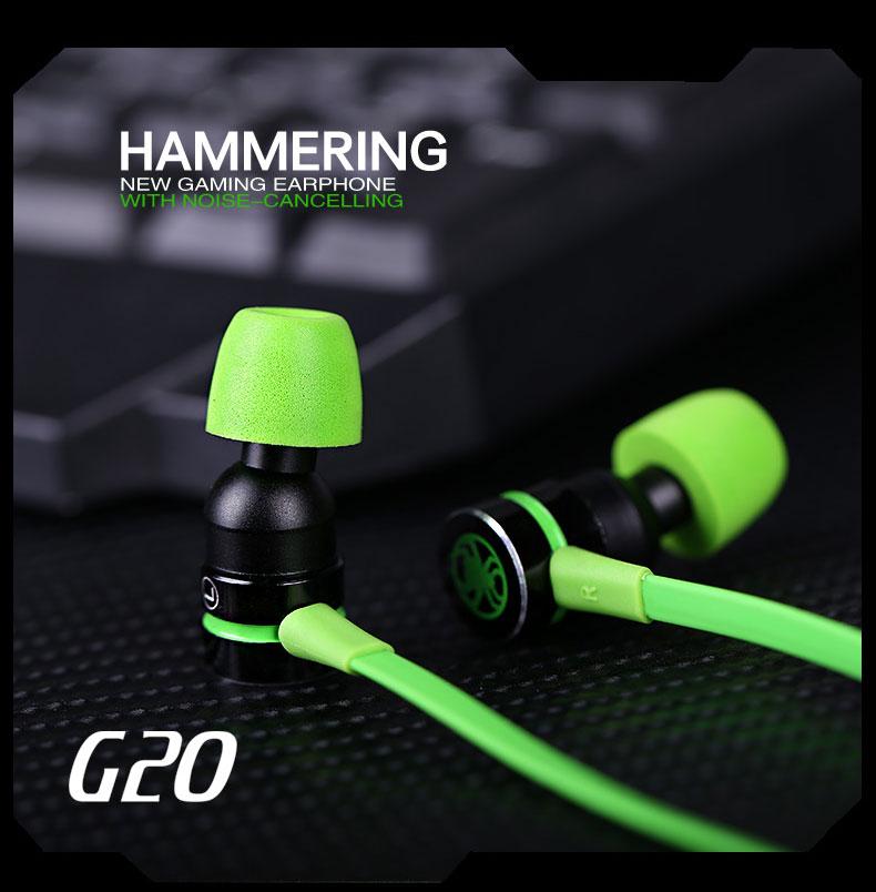 PLEXTONE G20 In-ear Earphone for Phone Computer stereo gaming PLEXTONE G20 In-ear Earphone for Phone Computer stereo gaming HTB1R8ZLQpXXXXcQapXXq6xXFXXXy