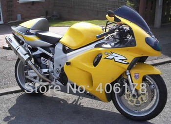 TL1000R 98-03 fairing kit For TL 1000R 1998-2003 new Yellow Motorcycle Body Kits (Injection molding)
