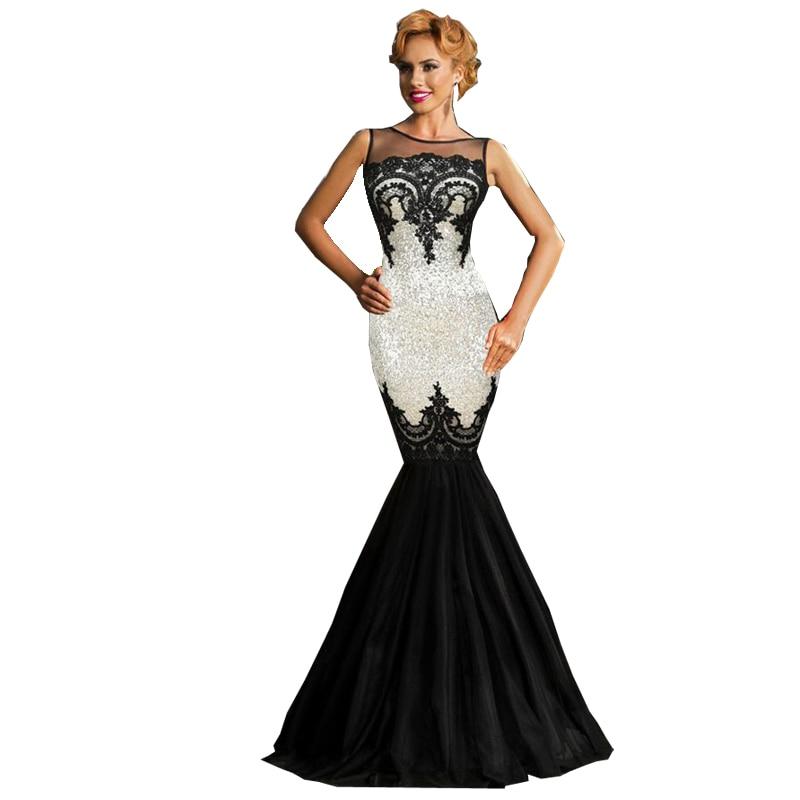R80196 venta caliente sin mangas de la vendimia con lentejuelas vestidos de fiesta maxi sirena muchos colores bling noche muestra real vestido elegante