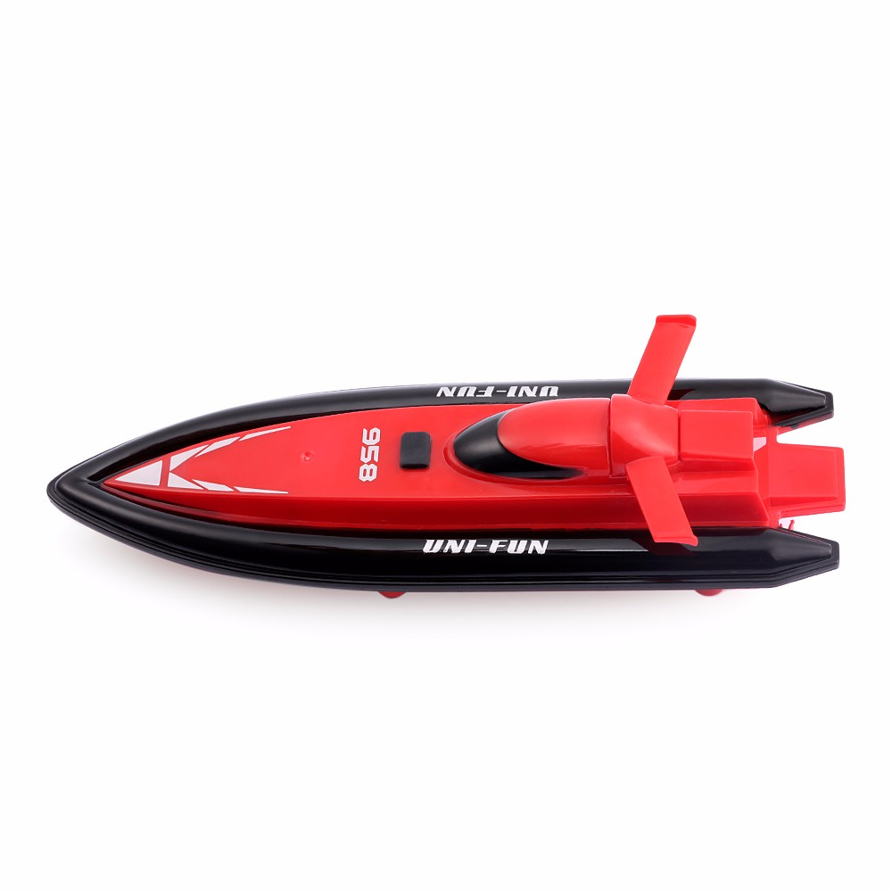 RC Boat Outdoor Children Toys Radio Control RC 2 Channels Waterproof Mini Electric Boats (4)