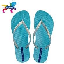Hotmarzz ผู้หญิงฤดูร้อนรองเท้าแตะชายหาด Slim พลิกรองเท้าแตะรองเท้าแตะฤดูร้อนรองเท้าแตะสุภาพสตรี Shower