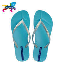 Hotmarzz Women Summer Beach Slippers Slim Flip Flops Soft House Slippers Summer Sandals Ladies Shower Shoes