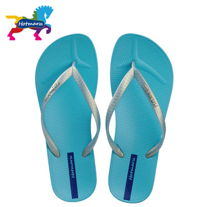 Image 1 - Hotmarzz Women Summer Beach Slippers Slim Flip Flops Soft House Slippers Summer Sandals Ladies Shower Shoes