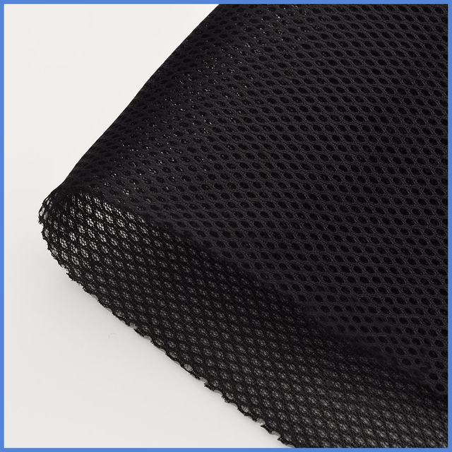 スピーカー雑巾グリルステレオフィルターファブリックメッシュオーディオスピーカーボックス防塵グリル服 # 黒1.4x0.5m