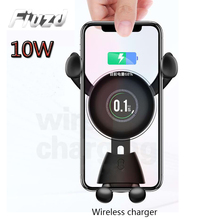 QI Fast Wireless Charger for IPhone X XR XS Max 8 Plus Qi Quick Charge for Samsung MAX s10 9 Note 9 8 S8 S9 Mobile phone holder phone camera lens 9 in 1 phone lens kit for iphone x xs max 8 7 plus samsung s10 s10e s9 s8