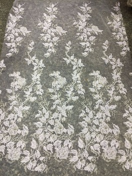 African Nigerian Lace Fabric SYJ-41813 African French Lace Fabric African embroidered Lace High Quality