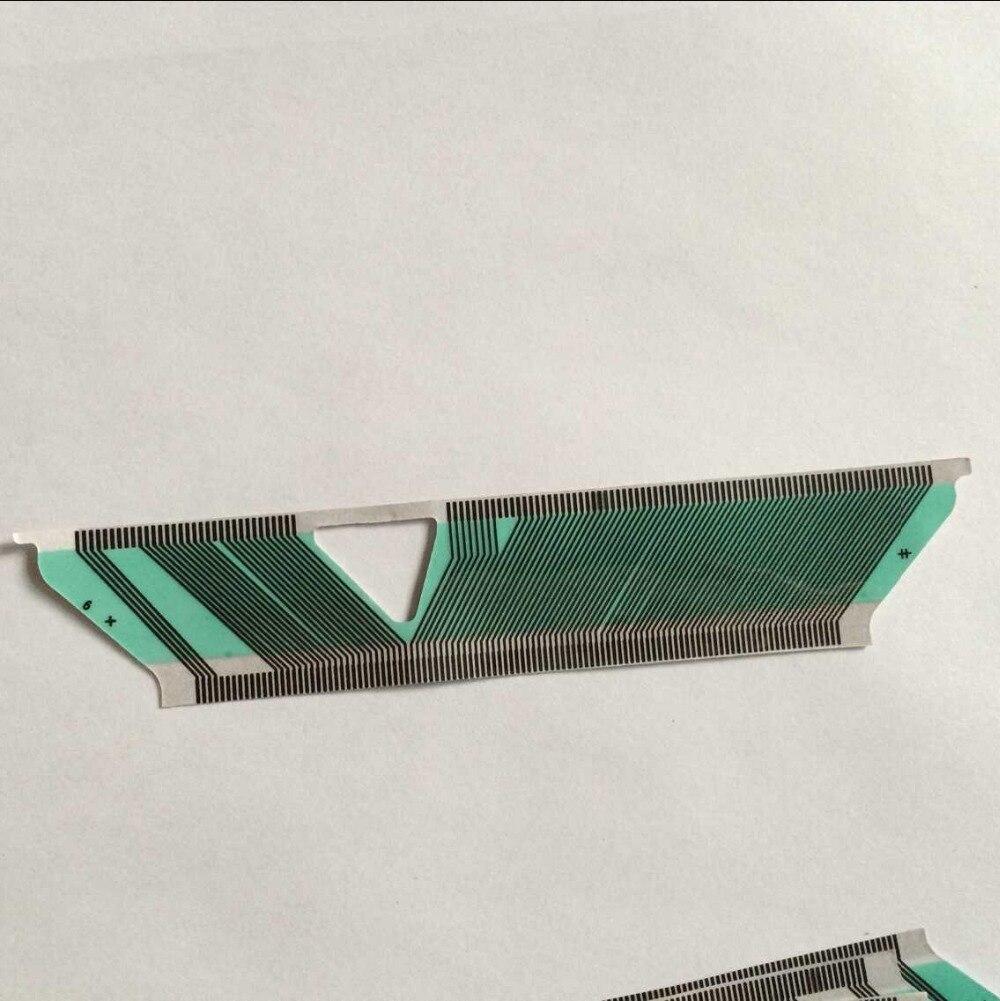 Prix pour 2 PIÈCES SAAB SID2 SID 2 9-3 9-5 Plat LCD Connecteur Mort Pixel Réparation Instrument Cluster ruban Câble