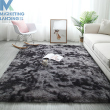 Plush Carpets For Living Room Soft Fluffy Home Decor Shaggy Carpet Bedroom Sofa Coffee Table Floor Mat Cloakroom Rugs Doormat(China)