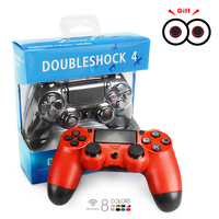 Version1/2 For Sony PS4 Bluetooth Wireless Controller For PlayStation 4 Wireless Dual Shock Vibration Joystick Gamepads For PS3