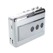 LP Vinil Tape para PC Híbrido Duplo portátil USB Captura Cassette-to-MP3 Converter com USB 2.0 All-in-one Leitor de cartão