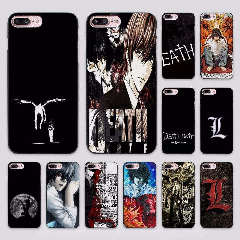 Online Get Cheap Cover Iphone 4s Death Note -Aliexpress
