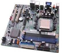 Motherboard for MCP61PM-HM AM2 2*DDR2 well tested working