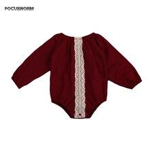 Cotton Cute Jumpsuit Newborn Playsuit Clothing Infant Baby Girls Bodysuit Jumpsuit Clothes Outfits