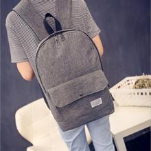 2017 Women Canvas Backpacks Ladies Shoulder School Bag Rucksack For Girls Travel Fashion Bolsas Mochilas Sac A Dos inho