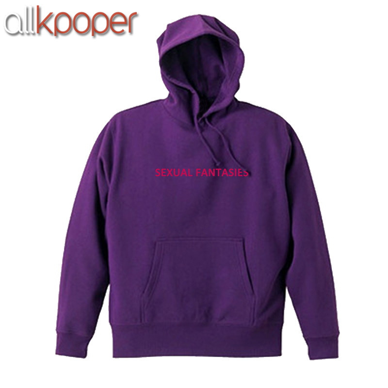 Cap KPOP EXO Chanyeol Capuz Sweatershirt ALLKPOPER Aeroporto Moda VIXX Ravi Pullover Roxo
