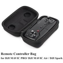 Для DJI Spark Портативный прочный футляр для хранения коробка пульт дистанционного управления Корпус защитный чехол для DJI Mavic Pro Air Drone
