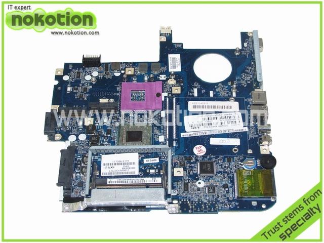 Caliente la venta mb. AHE02.002 ICL50 LA-3551P madre del ordenador portátil para Acer aspire 7720 7720Z MBAHE02002 Mainboard probó por completo