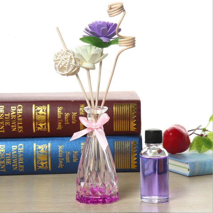 Reed Diffusor Setzt Pefect Parfüm Aromatherapie Set Handwerk Dekoration Hause Parfüm Lufterfrischer Europäischen Stil Aromatherapie Wohnkultur