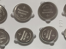 30pcs/lot New Original Battery For Panasonic CR2032 3V Button Cell Coin Batteries Watch Computer CR 2032