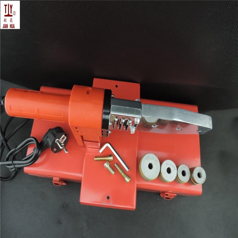 16-32 mm-es 600W-os elektronikus termosztát-beégető PPR cső - Hegesztő felszerelések - Fénykép 5
