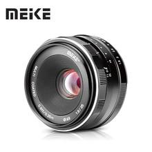 Meike 25 мм F1.8 APS C широкоугольный ручной объектив для всех отдельных серий зеркальных фотоаппаратов Canon/для камер Nikon 1 M6 M2 M3 M5 M50 M100 V1 J5