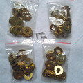 Car Door Lock Repair Kits Repair  Accessories For Ford Mondeo Lock Reed Lock plate  + with Few spring