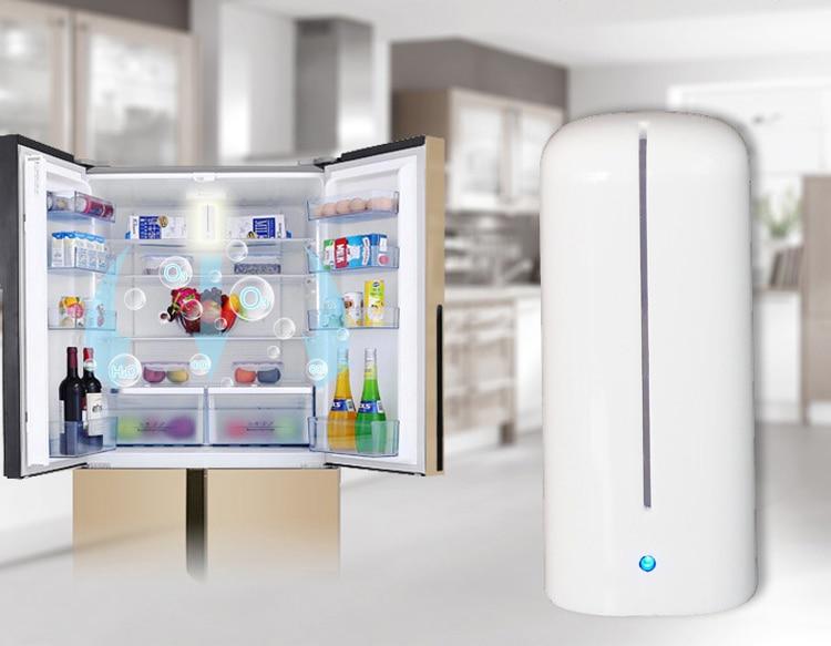 Kühlschrank Ionisator : Ozon generator luftreiniger reiniger kühlschrank lebensmittel obst