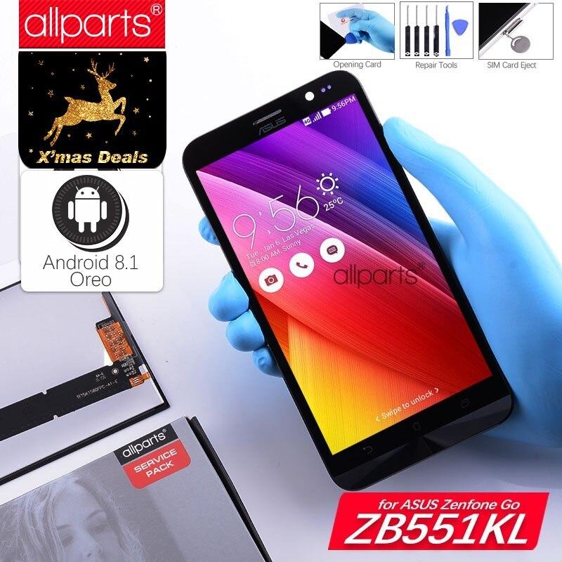 5,5 ''Original Display Für ASUS Zenfone Gehen ZB551KL LCD Touch Screen mit Rahmen Für ASUS X013D ZB551KL LCD adr Auf Gehen TV